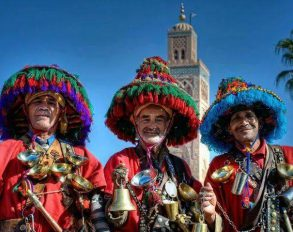 The Golden Heritage Tours From Marrakech
