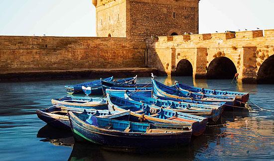 8 days Casablanca to Casablanca